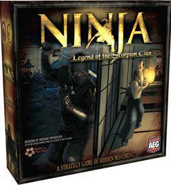 Alderac Entertainment Group Ninja: Legend of the Scorpion Clan