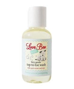 Boo Boo Baby Very Gentle Top-to-toe Wash 250ml