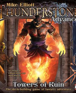 Alderac Entertainment Group Thunderstone: Advance – Towers of Ruin (exp.)