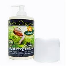 Natures Paradise Baby Lotion 250ml