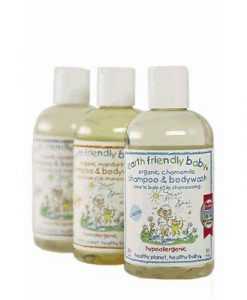 Earth Friendly Baby Chamomile Shampoo & Bodywash 251ml