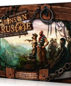 Portal Publishing Robinson Crusoe: Adventure on the Cursed Island