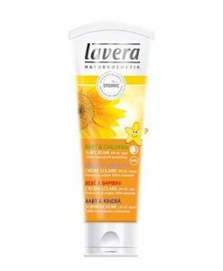 Lavera Baby & Child Sun Cream SPF30 75ml