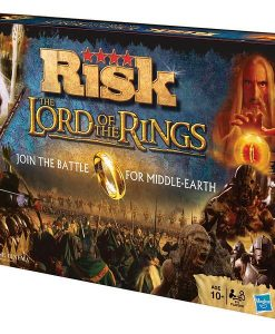 Hasbro Risk: Lord Of The Rings