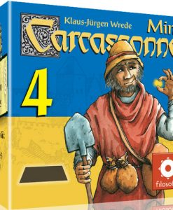 Z-Man Games Carcassonne: Guldgruvor Mini 4 (exp.)