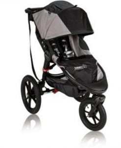 Baby Jogger Summit X3 (Joggingvagn)