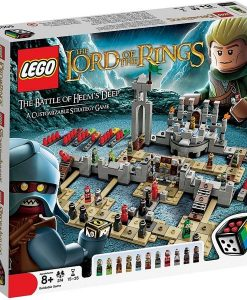 LEGO The Lord of the Rings: The Battle for Helms Deep 50011