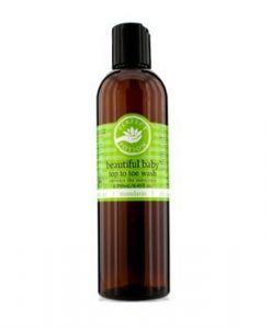 Perfect Potion Beautiful Baby Top To Toe Wash 250ml