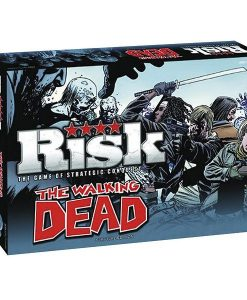 USAopoly Risk: The Walking Dead