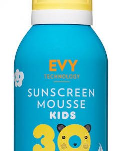 Evy Technology Sunscreen Mousse Kids SPF30 150ml