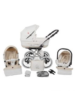 Tutek Turran Silver Eco Collection (Travel System)