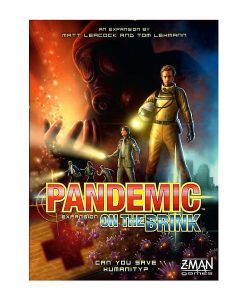 Lautapelit Pandemic: On the Brink (Revised Edition) (exp.)