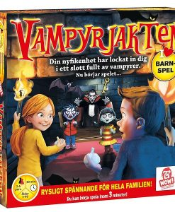 WOW Entertainment Vampyrjakten