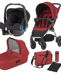 Britax B-Motion (4W) (Travel System)