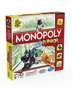 Parker Brothers Monopoly: Junior