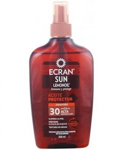 Ecran Protective Oil Sun Spray SPF30 200ml
