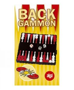 Alga Backgammon (pocket)