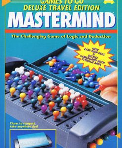Parker Brothers Mastermind (pocket)