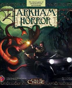 Fantasy Flight Games Arkham Horror