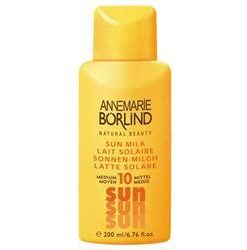 Annemarie Börlind Sun Milk SPF10 125ml
