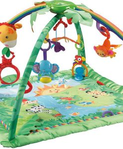Fisher-Price Rainforest Melodies & Lights Deluxe