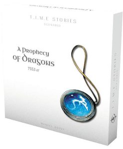 Space Cowboys T.I.M.E. Stories: A Prophecy of Dragons