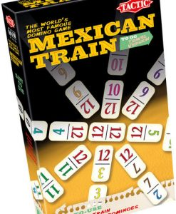 Tactic Mexican Train (pocket)