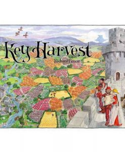 Rio Grande Games Key Harvest