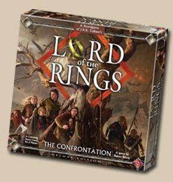 Fantasy Flight Games Lord of the Rings: The Confrontation