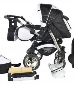 Baby Merc Junior Twist 3in1 (Travel System)