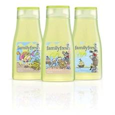 Family Fresh Kids Shower & Shampoo 500ml