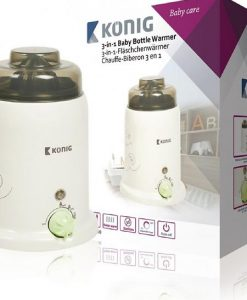König Baby Bottle Warmer 3in1