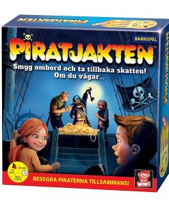 WOW Entertainment Piratjakten
