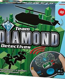 Alga Team Diamond Detectives