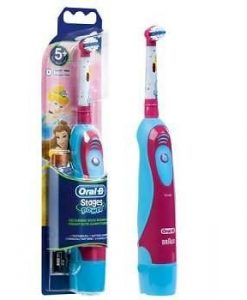 Oral-B (Braun) Kids AdvancePower Stages Power