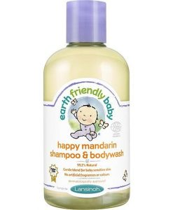 Earth Friendly Baby Shampoo & Bodywash 251ml