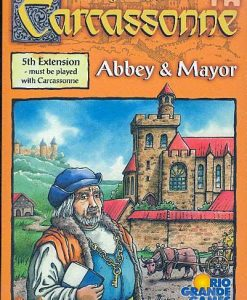 Z-Man Games Carcassonne: Abbey & Mayor (exp.)