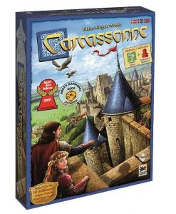 Z-Man Games Carcassonne (New Edition)