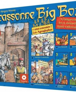 Rio Grande Games Carcassonne: Big Box