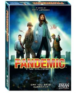 Z-man Games Pandemia (Revised Edition)