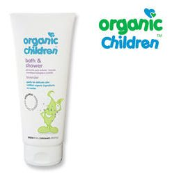 Green People Organic Children Bath & Shower Gel 200ml
