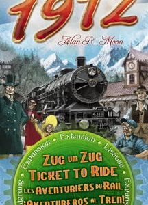 Days of Wonder Ticket to Ride: Europa 1912 (exp.)
