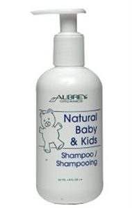 Aubrey Organics Natural Baby & Kids Shampoo 237ml