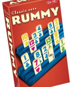 Tactic Rummy (pocket)