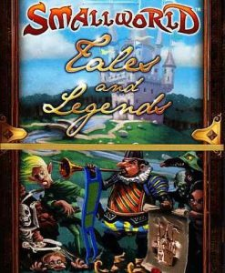 Days of Wonder Small World: Tales & Legends (exp.)