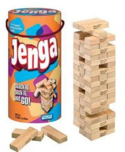 Hasbro Jenga (Refresh Edition)