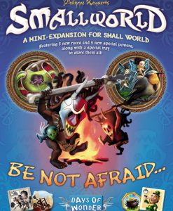 Days of Wonder Small World: Be Not Afraid (exp.)