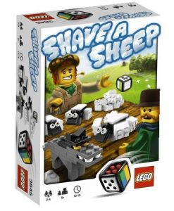 LEGO Shave A Sheep 3845