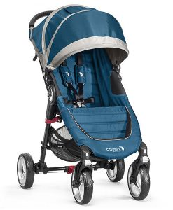 Baby Jogger City Mini (4W) (Sittvagn)