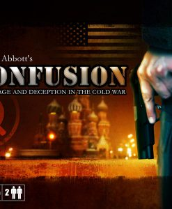 Stronghold Games Confusion: Espionage And Deception In The Cold War